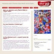 MRAP-STRASBOURG - Mouvement contre le Racisme et pour l'Amitié entre les Peuples