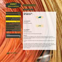 SINNET - Vente métaux & plastiques au détail Coupe, pliage, perçage à la demande