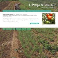 Le potager du Rosenmeer