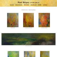 Paul Regny - peintre